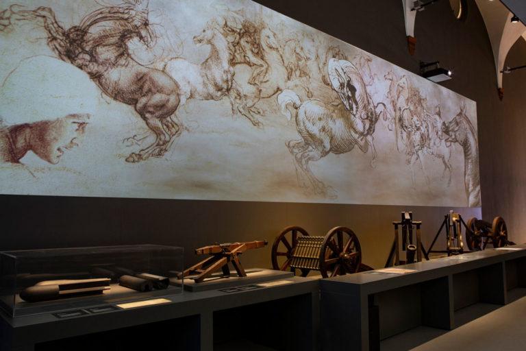 Analisi e studio delle metodologie per la fruizione digitale e la definizione di percorsi conoscitivi nelle collezioni dei musei d'arte